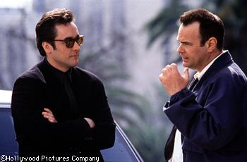 John Cusack and Dan Aykroyd